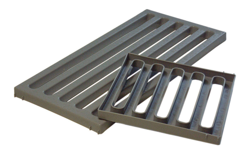 Plastic Roosting Bars for easy cleaning
