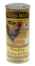 Verm-X Keep Well Natural Pelleted Poultry Tonic 250g