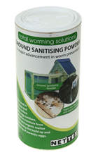 Nettex Ground Sanitising Powder 500g