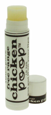 Chicken Poop Lip Balm