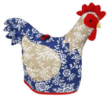 Chicken Shaped Floral Tea Cosy