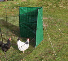Heavy Duty Wind Break Kit for Chicken Fencing  (810.0106)