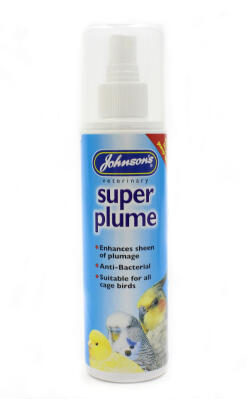 Johnsons Super Plume Spray