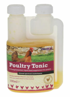 Biolink Poultry Tonic 100ml
