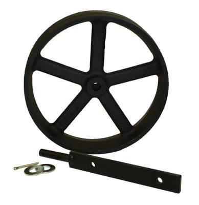 Forsham Cast Iron Wheel