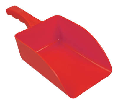 Feed Scoop Small Red