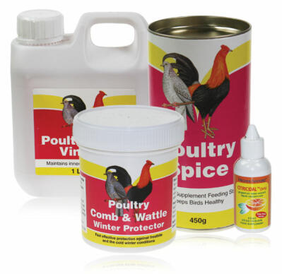 Winter Health Pack for Chickens