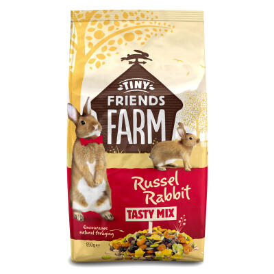 Tiny Friends Farm Russel Rabbit Tasty Mix 850g