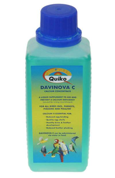 Quiko Liquid Calcium Concentrate 250ml Vitamins Amp Tonics