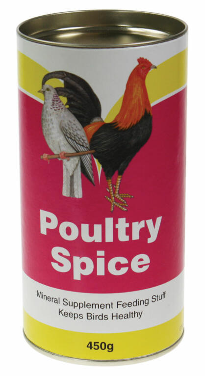 The Battles Poultry Spice Comes In A Handy Tube