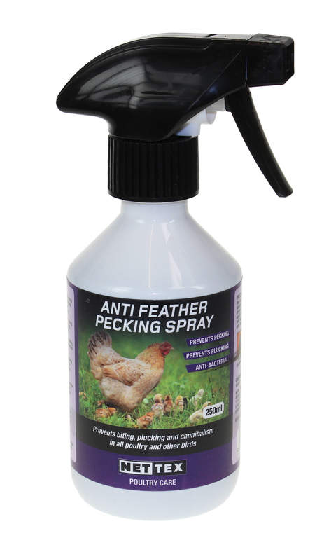Nettex Anti Feather Pecking Spray