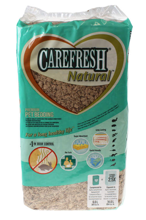 Carefresh Natural Bedding for Small Animals