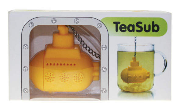 Yellow Submarine Tea Sub | Gizmos and Gadgets | Fabulous Gifts | Omlet