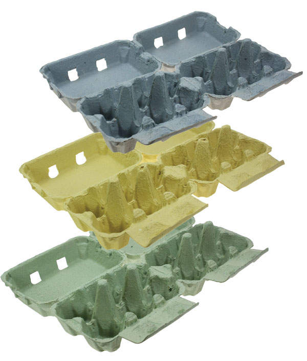 Multi Pack Of Egg Boxes