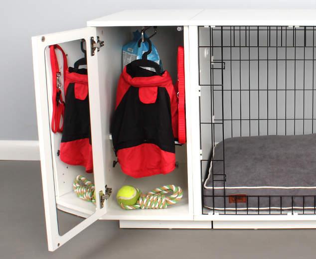 Fido Studio 36 White Wardrobe Fido Accessories Dog