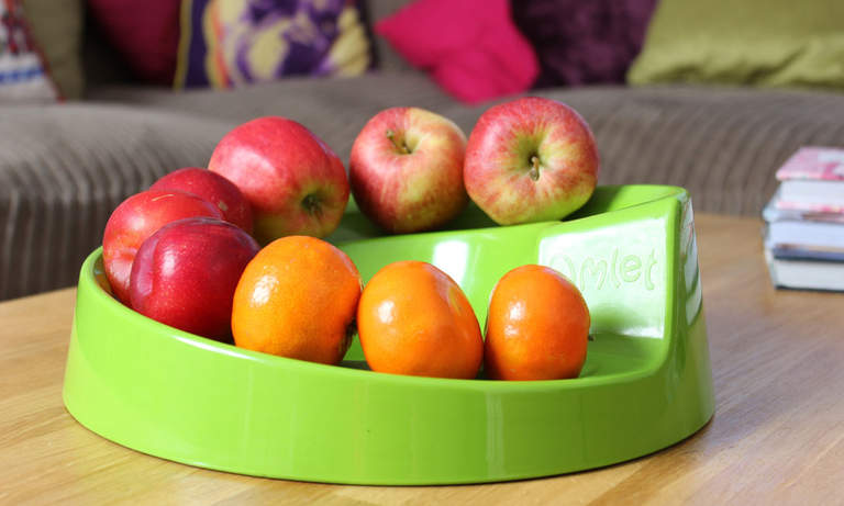 You can choose a Rollabowl fruit bowl to suit your home!