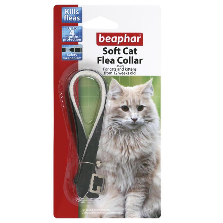Soft Cat Flea Collar