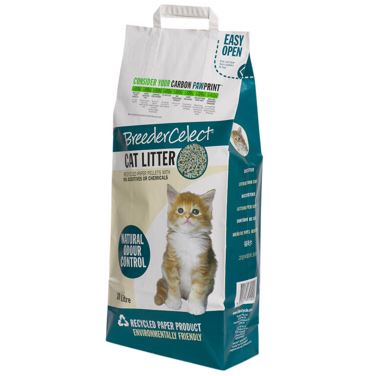Recycled Paper Cat Litter Uk