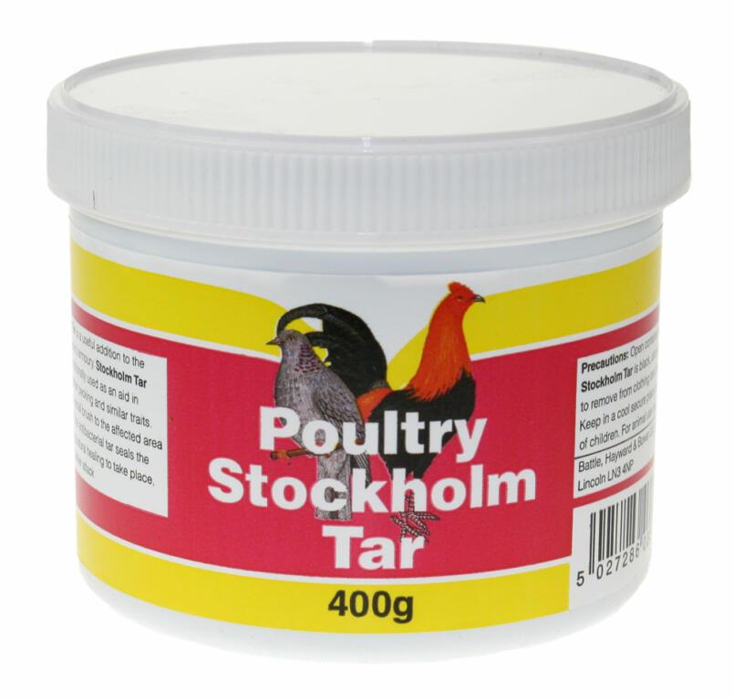 Battles Poultry Stockholm Tar 400g