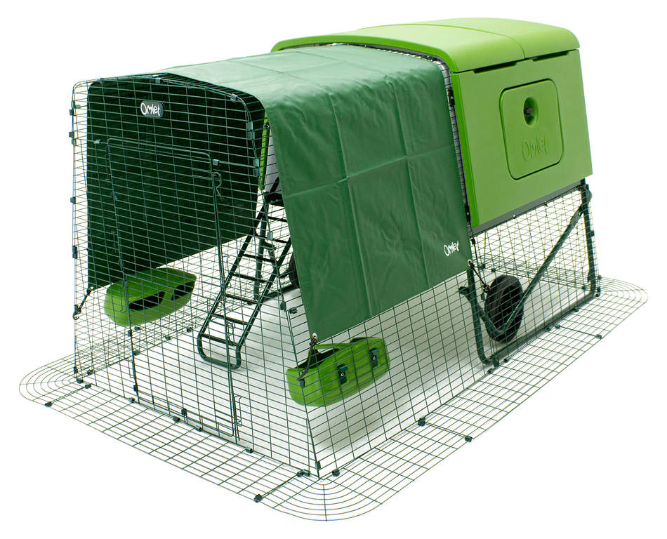Heavy Duty Cover For Eglu Cube 1m Eglu Coop Weather Protection