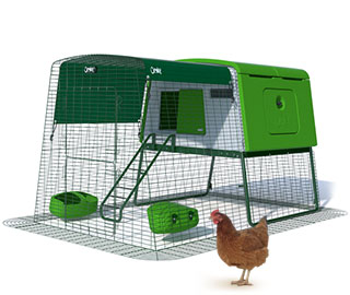 Eglu Cube Chicken House