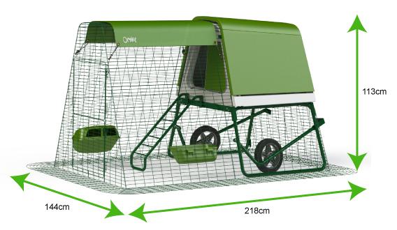 eglu go up chicken coop chicken keeping shop omlet uk. Black Bedroom Furniture Sets. Home Design Ideas