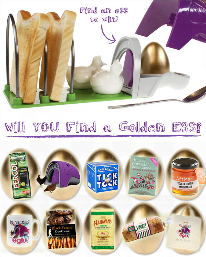 Join Omlet's Great Golden Egg Hunt.