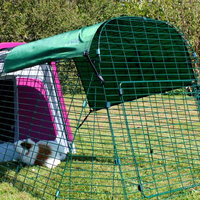Der Meerschweinchenstall Eglu Go Hutch eignet sich für jeden Garten