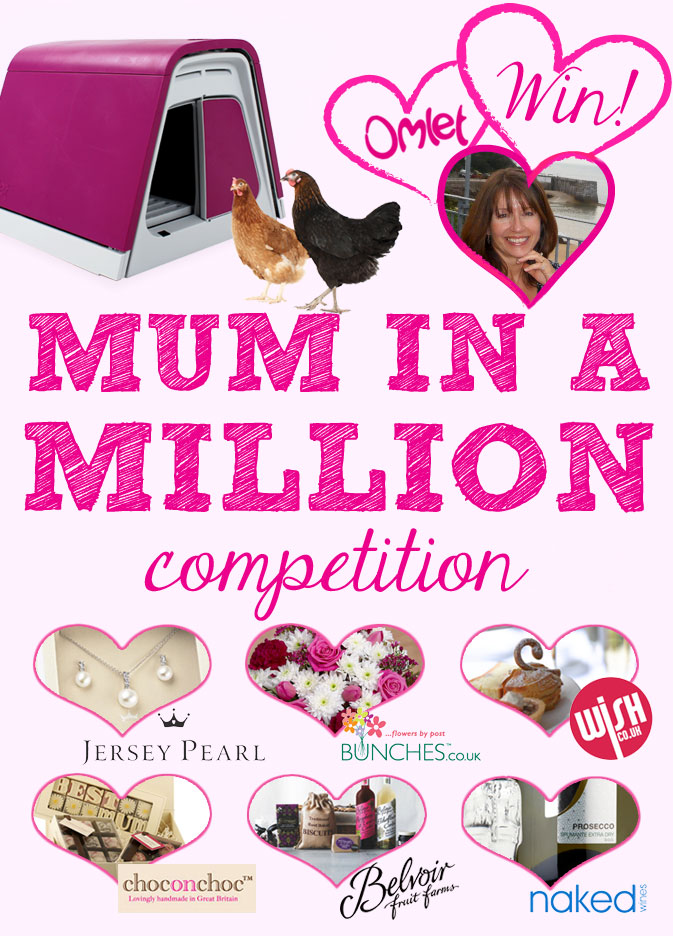 Win the gift of a lifetime for your Mum.