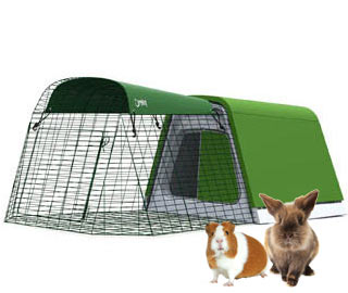 Eglu Go Hutch for Guinea Pigs with 1m Run