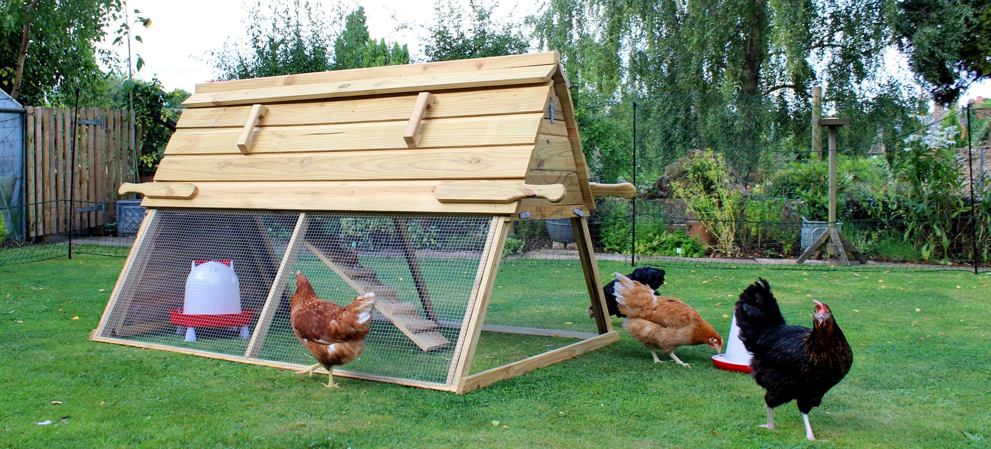 Boughton Chicken Coop