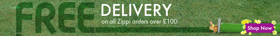 Free Delivery on Zippi orders over £100