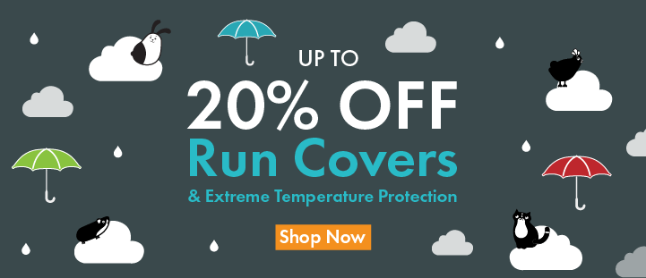 Up to 20% Off Covers Promo Banner