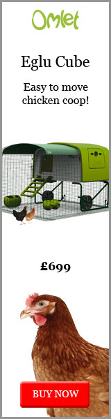 The easy to move chicken coop