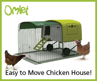 Easy to Move Chicken House!