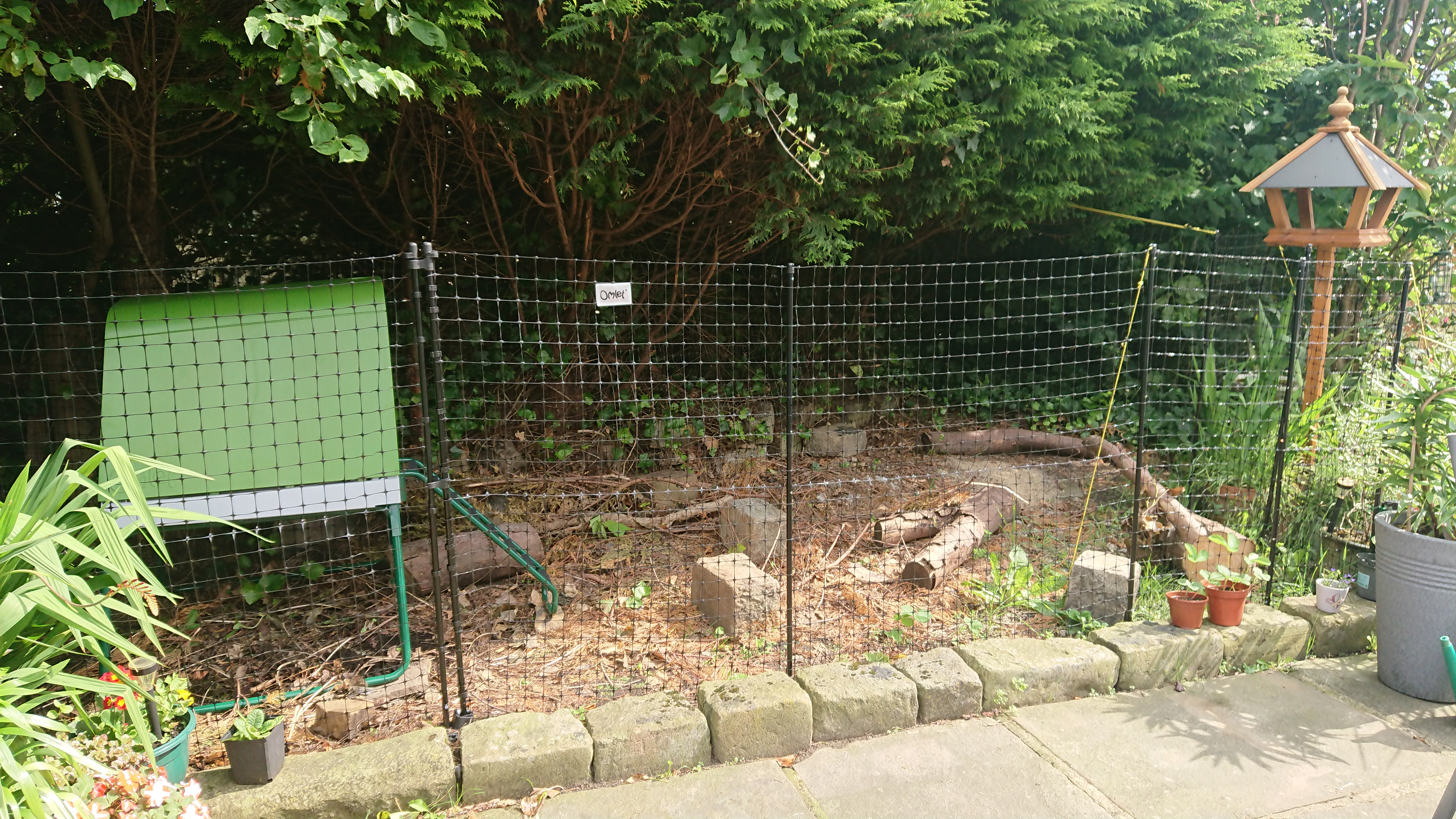 Omlet Chicken Fencing | Poultry Netting for Chickens