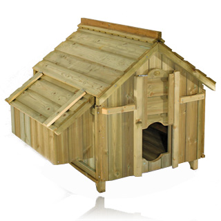 Lenham Chicken Coop
